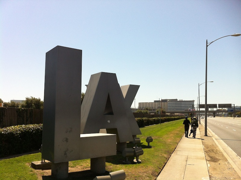 Los Angeles, near Radisson Hotel
