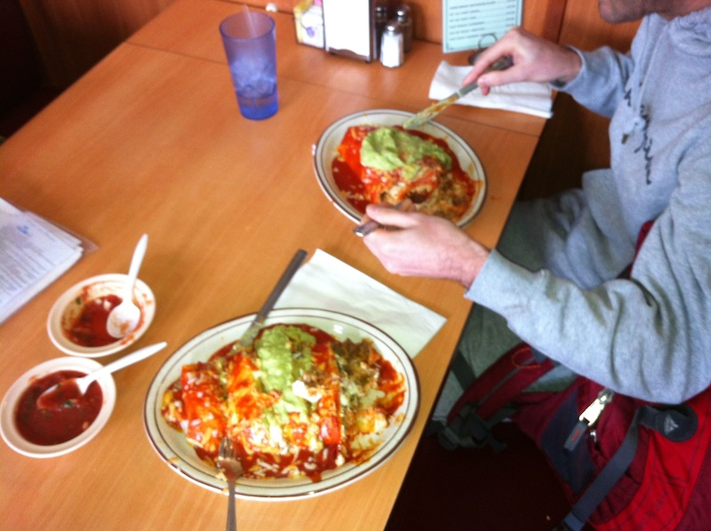 Burrito, Manhattan Beach, L.A.