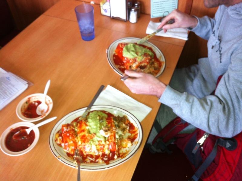 Burrito, Manhattan Beach, L.A.