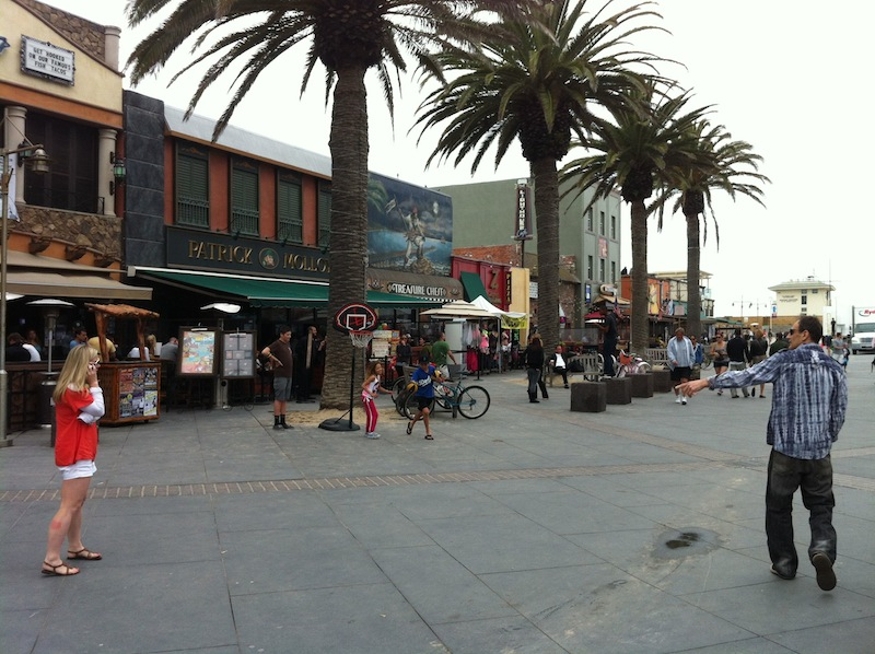 Hermosa Beach, L.A.