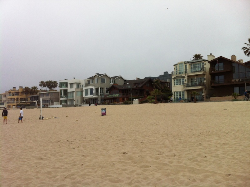 Manhattan Beach, L.A.