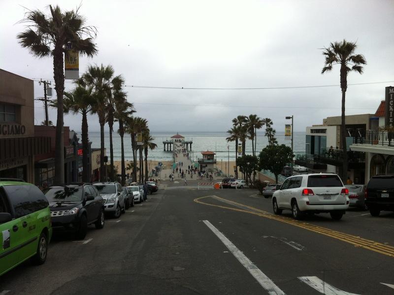 Manhattan Beach Pier, L.A.
