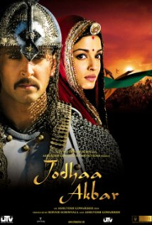 Jodhaa Akbar with Hrithik Roshan and Aishwarya Rai