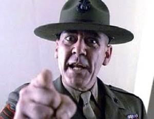 Tough Sergeant?